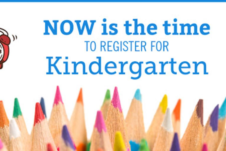 2021-22 KINDERGARTEN REGISTRATION INFORMATION